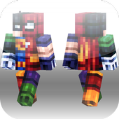 Pocket Heroes Mod for MCPE 1.0