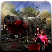 Dino in City : T-Rex Rush 3D 1.0