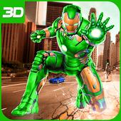 Super Robo City Hero: Rescue People 1.0