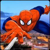 Amazing Super Hero: Super Strange Spider Rope Hero 1.0