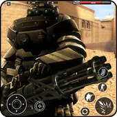 Army Gunner Camera 3D : Shooting Simulator 1.0