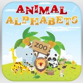 Animal Alphabets ABC Poem Kids 1.8