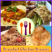Breaded Chicken Breasts Recipe 1.1