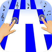 Piano Tile 2018: Blue Music Game 1.0.3