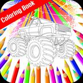 Big Car Coloring Book Game 2.0