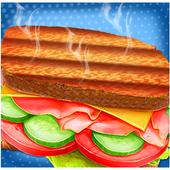 Make Crazy Sandwich - Best Cook Game 1.0