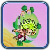 Super Dragon Z Warrior Rush 1.0