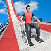 Mega Ramp Impossible Wheels