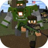 Metal Cube Guns: Battle Gear C20