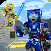 Rescue Robots Sniper Survival 1.70