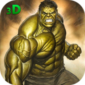 Incredible Super Hero City Rampage-Battle Revenge 1.0