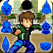 10 Pixel Benny - Ultra Alien Raging Fist 2