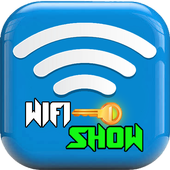 the new wifi show password free 1.7