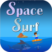 Space Surf : Shark AttackFresh Press GamesAction