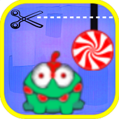 Cut the Candy - Rope frog 1.0.0