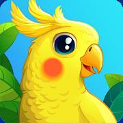 Bird Land Paradise: Pet Shop Game, Play with Bird 1.70