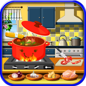 Chicken Curry Maker - Fun Cooking Food Game 1.0