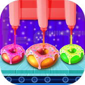 Donuts Making Factory – cooking game 1.0