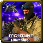 Frontline War Commando : FPS Shooting Game 1.11