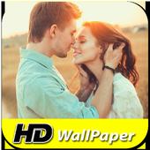 Couple Kiss Wallpaper 1.4