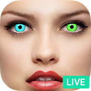 Eye Color Changer Booth - Live Eye Changer 2.5