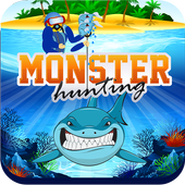 Monster Hunting Game
