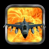 حرب الطائرات F 16 1.0.1