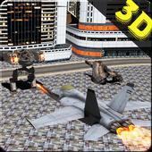 Air Strike Robot Battle 1.1