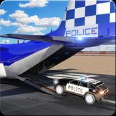 Police Airplane Transport Car 1.1