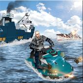 Police boat vs Pirates 1.1