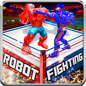Real Robot Ring Fighting 2017 1.2
