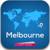 Melbourne Guide Map & Hotels 5.0