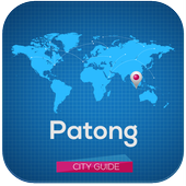 Patong Beach Guide Hotels Map