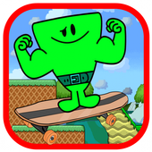 Green Stong Man Run Adventure 1.0