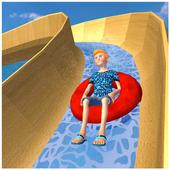 Water Slide Super Hero Adventure 1.3