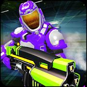 Real Robot Fire Battleground : Free Sci-fi Firing 1.5