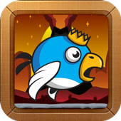 Angry Volcano Birds: Zfighter 2.0.0