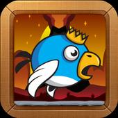 Angry Volcano Birds: Zfighter 2.0.0