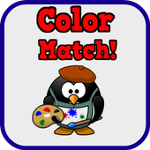 Color Match Game For Toddlers