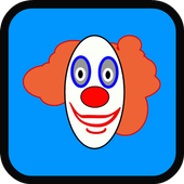 Clown Throwing Game
