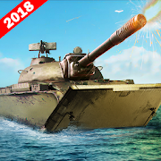 Army Tank Battle War On Water : Armoured Vehicle 1.8