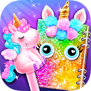 Carnival Unicorn School Supplies - Trendy Carnival 1.0