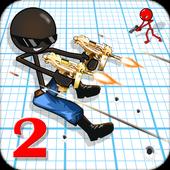 Sniper Shooter Stickman 2 Fury: Gun Shooting Games 5.7