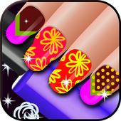 Nail Art Salon: Fashion Makeup Nail Polish Factory 1.0