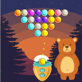 Funny Bear Bubble Shooter Game 2