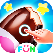 Chocolate Candy Surprise Eggs-Free Egg Games 1.0