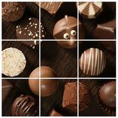 Delicious Chocolate PuzzlefunpuzzlegamesCasual