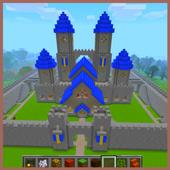 Castle of Mine Block Craft 1.0