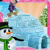 Build Igloo House - Winter Fun 1.0