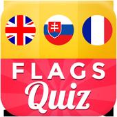Swipe Flags Quiz 1